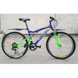 "Велосипед Pulse V 2650 26"" (двухподвес)"