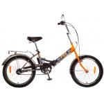 Складной велосипед Stels Pilot 430