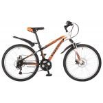 Велосипед Stinger Caiman Disk 24 (2017) (подростковый)
