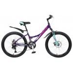 """Велосипед Stinger Galaxy Disk 24"""" (подростковый)"""
