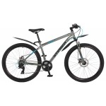 Велосипед Stinger Graphite Disk 27.5 AL