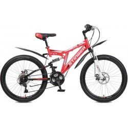 "Велосипед Stinger Highlander 100 D 24"" (2016)"