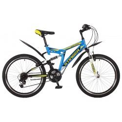 """Велосипед Stinger Highlander 100V 24"""""""