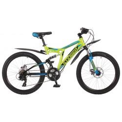 "Велосипед Stinger Highlander 200 D 24"""