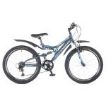 "Велосипед Stinger Highlander SX180 24"""