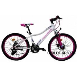 """Велосипед Nameless J4100 DW 24"""" AL"""