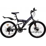 "Велосипед Nameless V4000D 24"""