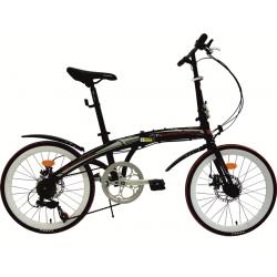 """Велосипед Супер складной Nameless Х2000D 20"""" AL"""