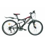 "Велосипед Nameless V6200 26"" (двухподвес)"