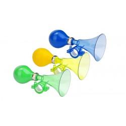 Клаксон короткий пластиковый цветной 71DH/DI