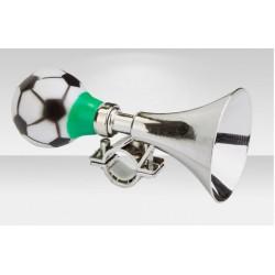 Клаксон короткий пластик 71-GL Футбольный мяч