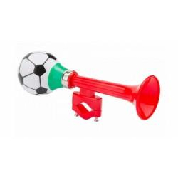 Клаксон удлиненный пластик 73-L Футбольный мяч