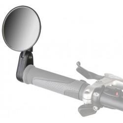 Зеркало DX-2002B торцевое, круглое арт. 220003