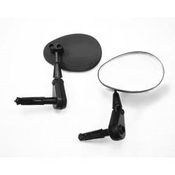 Зеркало JY-9 4036 овальное в ручку