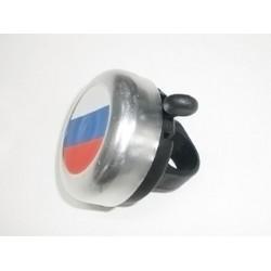 Звонок 3035-19 с флагом Россия